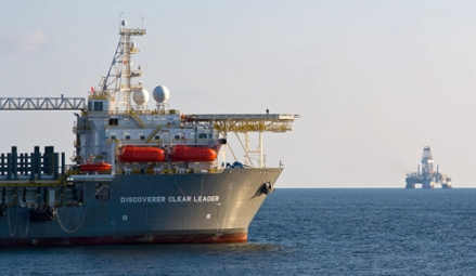Transocean Pumps Up Offshore Oil